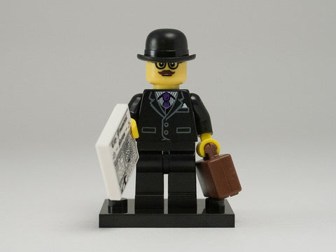 LEGO col08-8 Businessman