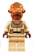 LEGO sw248 (used) Mon Calamari Officer