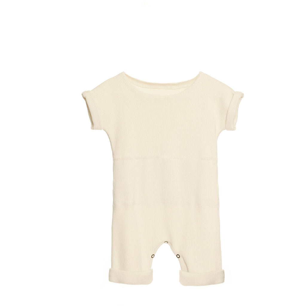 little creative factory soft baby jumpsuit - kodomo