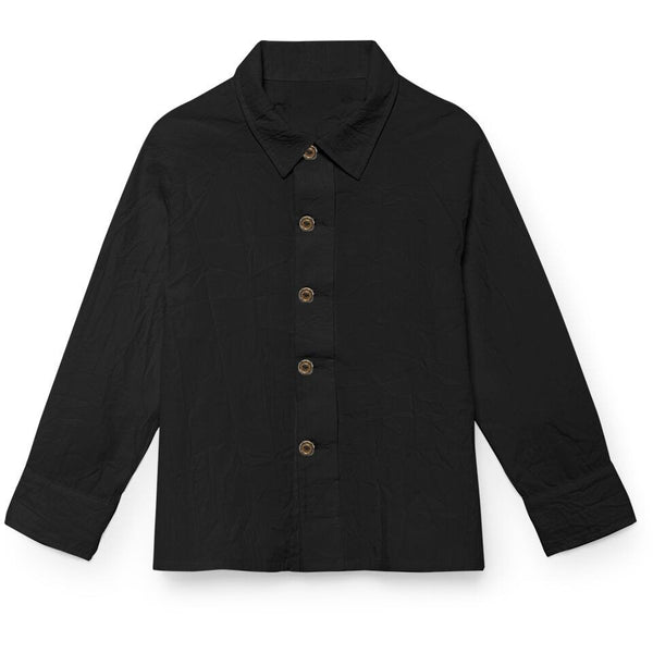 little creative factory mateo's shirt black - kodomo