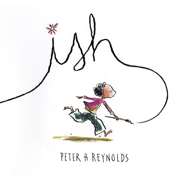 find ish by peter h reynolds and more great kids books at kodomo boston, free shipping