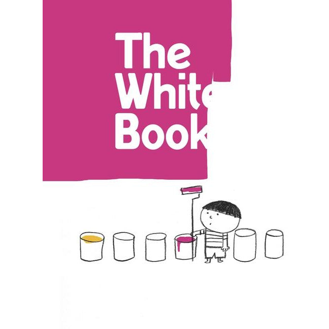 the white book and other great kids books and stories at kodomo boston, free shipping