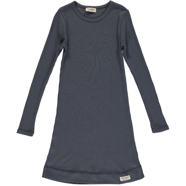 marmar copenhagen night dress blue - kodomo boston. free shipping.