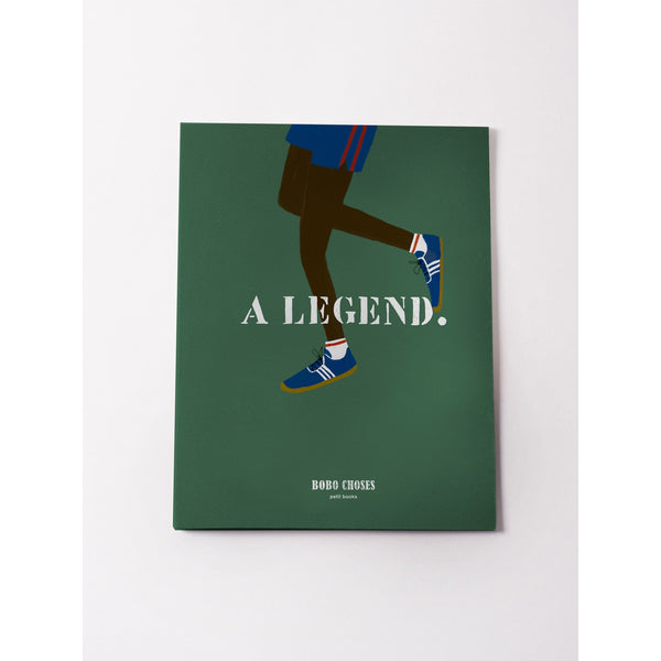 bobo choses book a legend