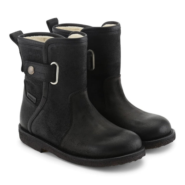 angulus tex boot black - kodomo boston. free shipping.