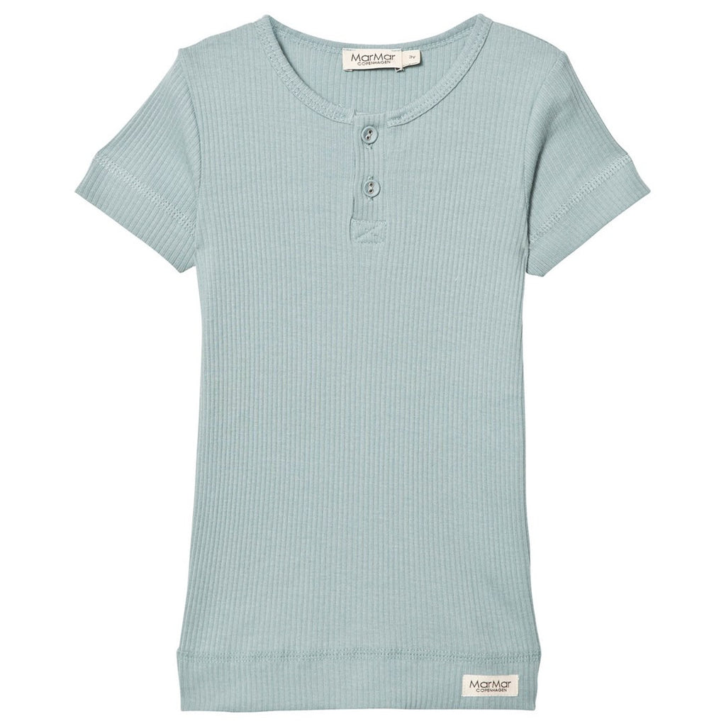 marmar copenhagen short sleeve greek shadow t-shirt - kodomo