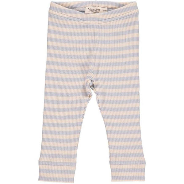 marmar copenhagen pale blue/off white stripped leg - kodomo