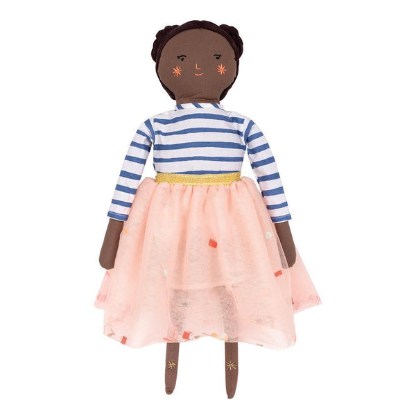 meri meri ruby fabric doll - kodomo boston, fast shipping