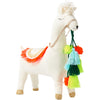 meri meri hugo llama large toy - kodomo boston, organic cotton toys for kids, fun llama toys for childrens