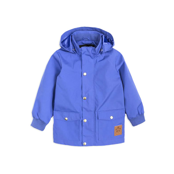 mini rodini pico jacket blue
