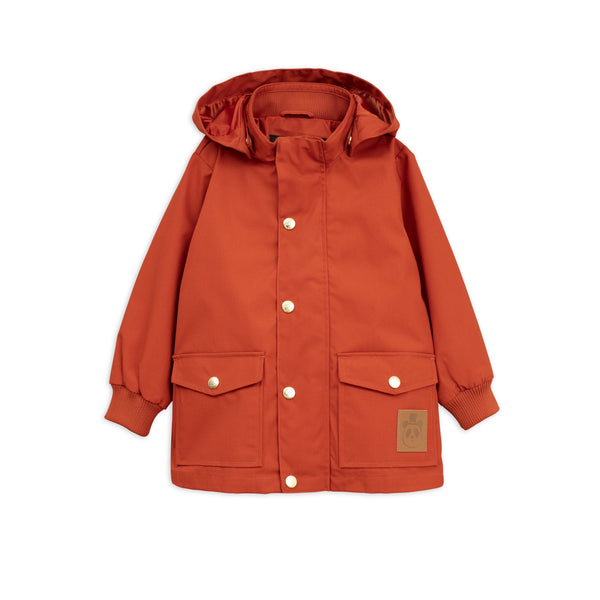 mini rodini pico jacket red - kodomo
