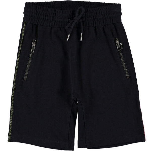 molo alias shorts dark navy - kodomo
