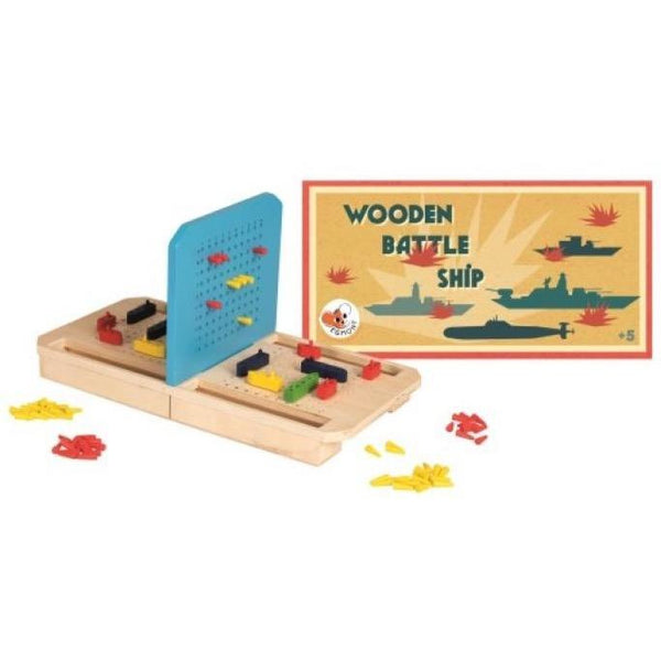 egmont wooden battleship, kodomo boston free shipping