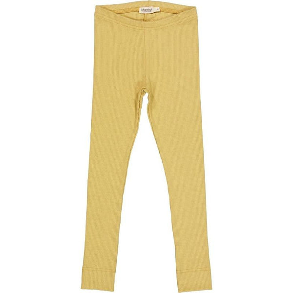 marmar copenhagen leggings hay, kid's unisex sustainable bottoms