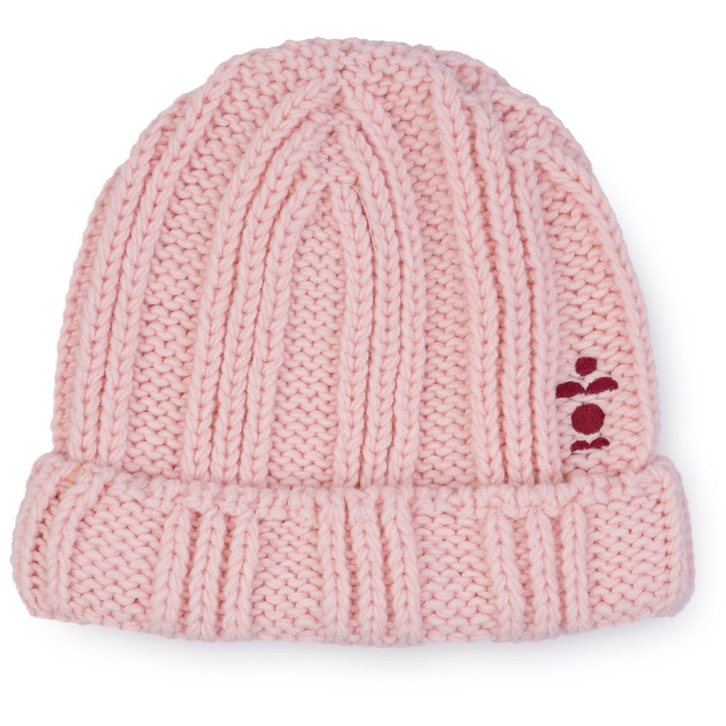 bobo choses rose stripes beanie - kodomo