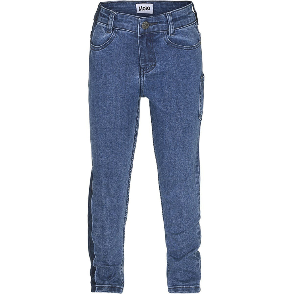 molo ala dark blue denim - kodomo