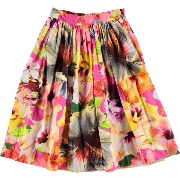 molo brittany skirt pacific floral pink free shipping kodomo boston