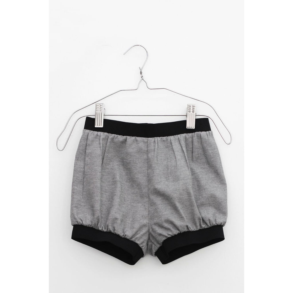 motoreta grey shorts - kodomo