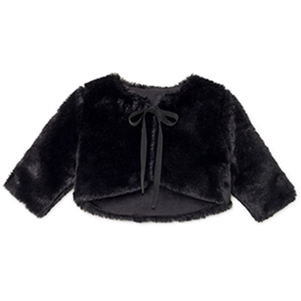 little creative factory baby snow jacket black - kodomo