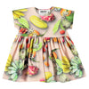 molo channi dress tutti frutti - kodomo boston, fast shipping, new baby dresses
