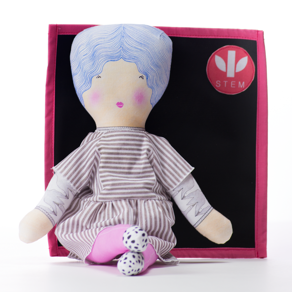 mamma couture melissa STEM doll