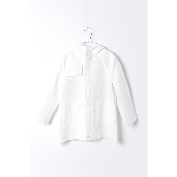 motoreta lilo trench off white - kodomo