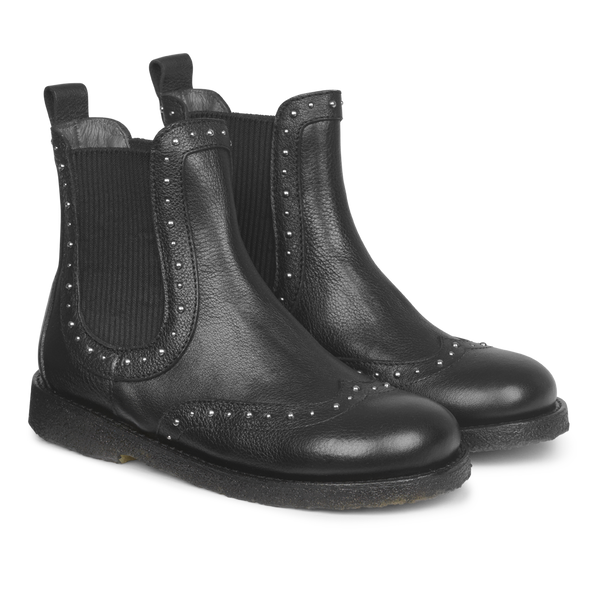 angulus chelsea boot black