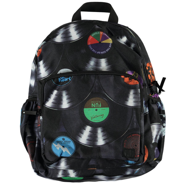 molo big backpack records - kodomo boston, fast shipping
