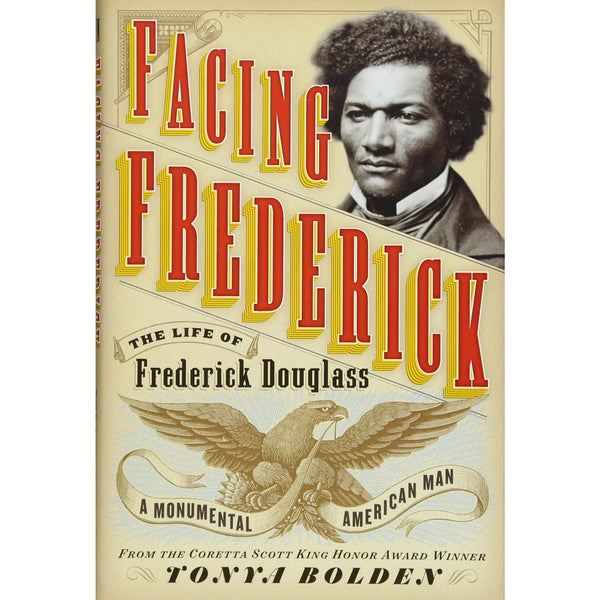 facing frederick, history books for kids learning book free shipping kodomo boston