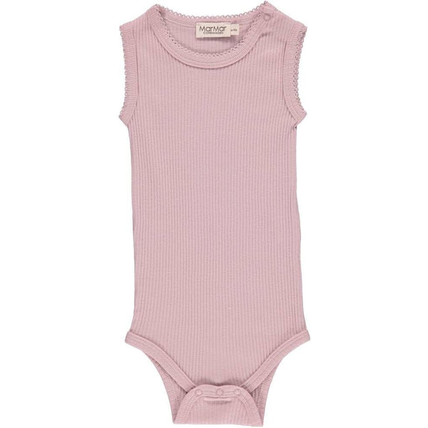marmar copenhagen body sleeveless faded rose - kodomo