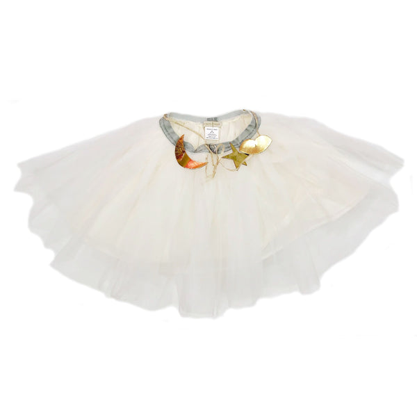 atsuyo at akiko new girls collection serendipity tutu white - free fast shipping on all orders over $99 from kodomo