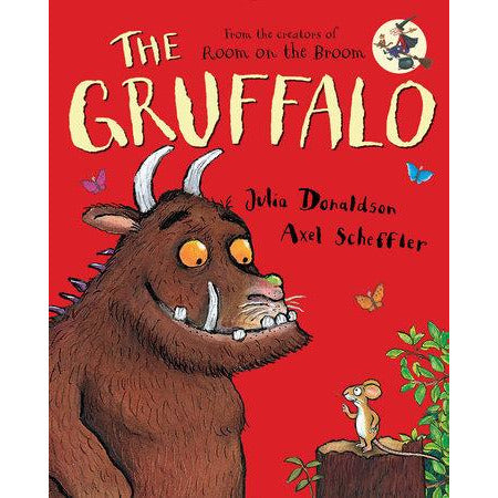 the gruffalo, books for kids at kodomo boston free shipping