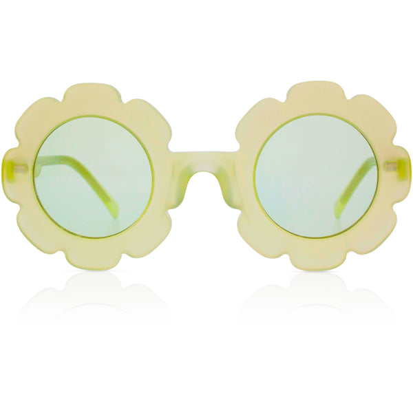 sons + daughters pixie margarita green sunglasses