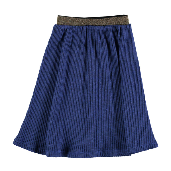 picnik skirt blue - kodomo