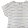 barn of monkeys striped shirt dress