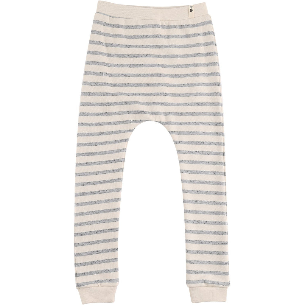 popupshop baggy leggings yarn dyed stripes - kodomo bottoms - children's clothing in boston, popupshop - bobo choses, atsuyo et akiko, belle enfant, mamma couture, moi, my little cozmo, nico nico