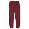 finger in the nose conor fleece jogging pants burgundy