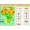 djeco puzzle observation around the world, free shipping kodomo boston