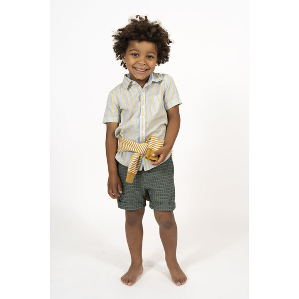 simple kids salvador short kaki, free shipping kodomo boston