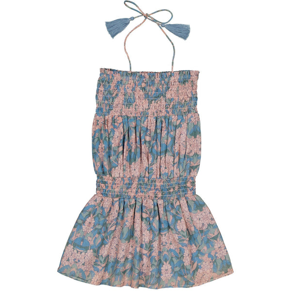 louis louise jenny dress multicolor, spring summer girls and tweens dresses at kodomo boston, free shipping