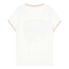 hundred pieces love yourself t-shirt off white