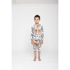 popupshop tiger rash guard - kodomo swimwear - children's clothing in boston, popupshop - bobo choses, atsuyo et akiko, belle enfant, mamma couture, moi, my little cozmo, nico nico