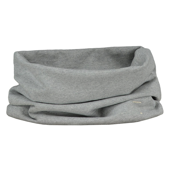 gray label endless scarf grey melange