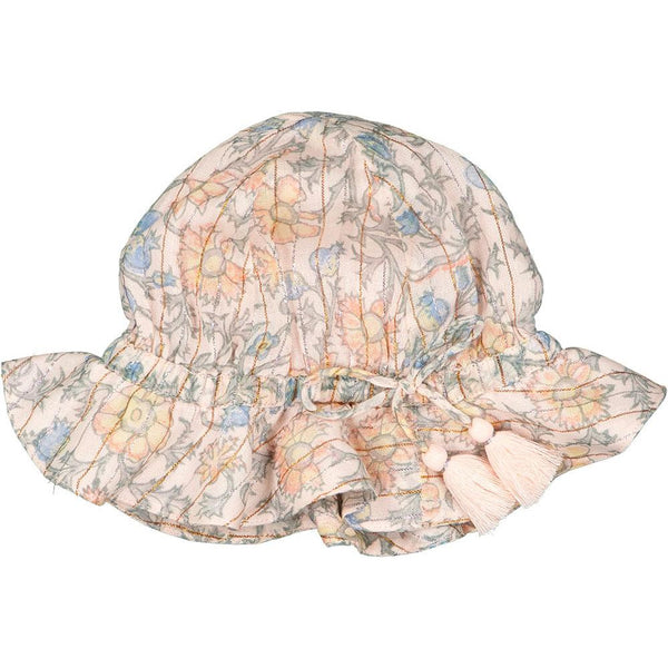 louis louise colette hat light pink, new spring summer collection at kodomo boston