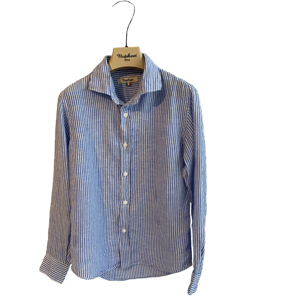 nupkeet bat button down shirt - kodomo boston, fast shipping