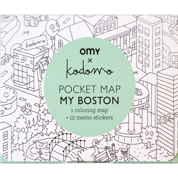 omy x kodomo pocket map my boston