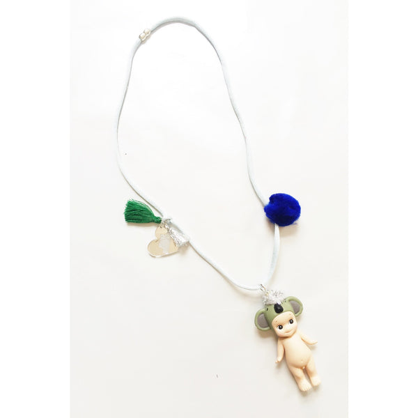 little loveland sonny angel koala necklace
