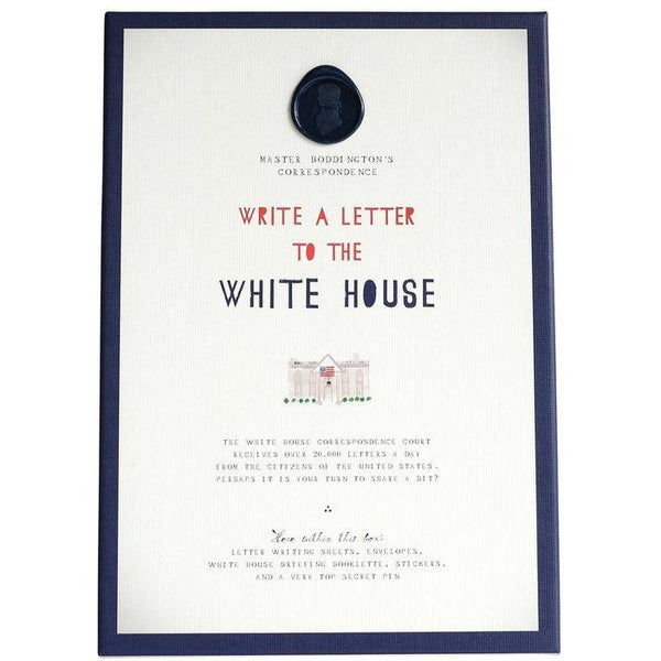 mr. boddington's studio write to the white house kit