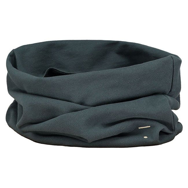 gray label endless scarf blue grey - kodomo