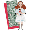 of unusual kind clara mailable paper doll